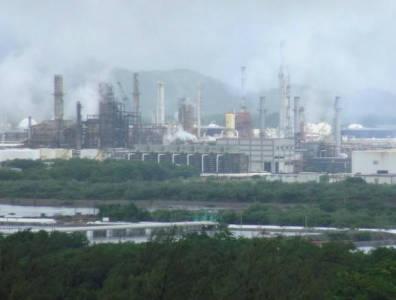 Mexico Salina Cruz refinery