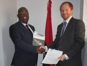 Services group AECIPA backs TOGY in Angola