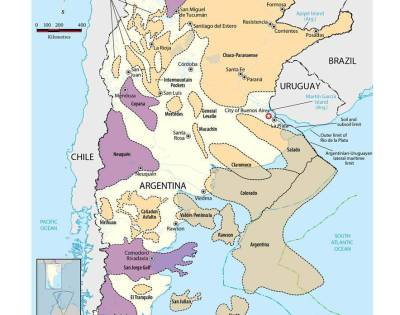 Argentina's Sedimentary Basins 2017