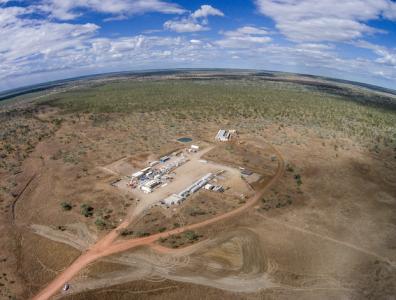 Cooper Basin, Australia
