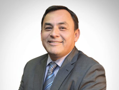 David palacios Hernandez of Pemex Logistica