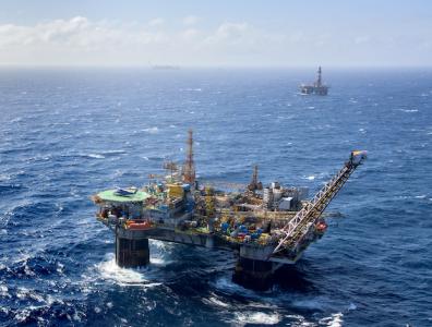Petrobras offshore rig