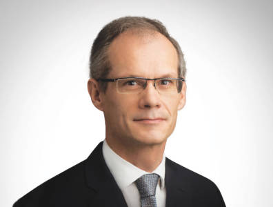 Nicolas TERRAZ, Managing Director of Total E&P Nigeria