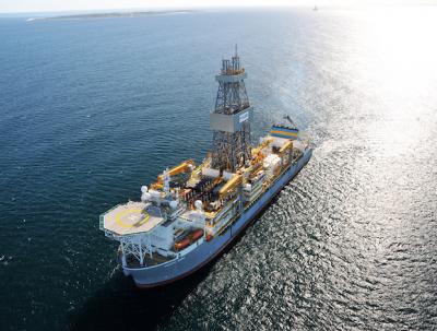 Pacific Drilling's Pacific Bora drillship