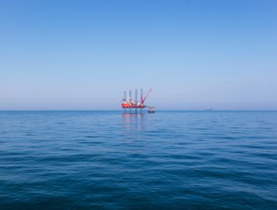 Ghana ExxonMobil offshore rig