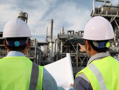 Abu Dhabi petrochemicals plant