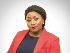 Hellen KPEGLAR, Director of GHANA OIL CLUB