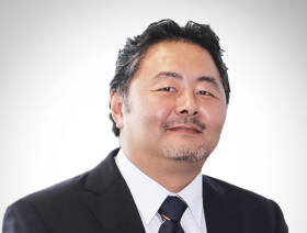 Junji NAGASAKA, Managing Director of CHIYODA ALMANA ENGINEERING