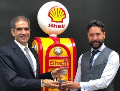 Alberto de La Fuente, president of Shell Mexico