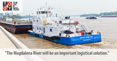 Colombia's river of opportunity