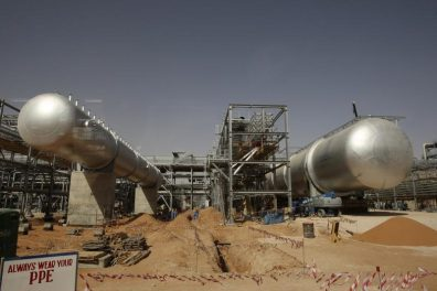 Middle East Oil Infrastructure