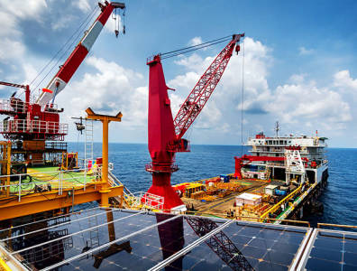 Lula consortium starts up FPSO in Brazil