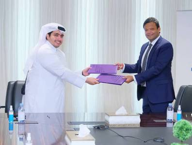 Schlumberger, Milaha sign Qatar MoU
