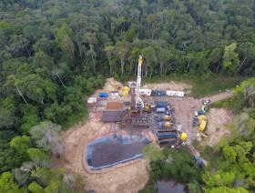 Touchstone makes gas find in Trinidad