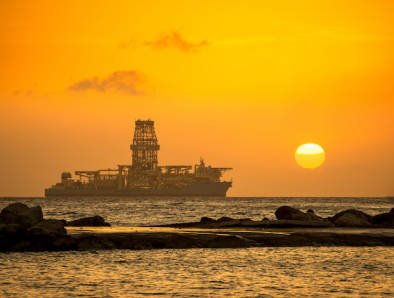 TotalEnergies hits oil offshore Suriname