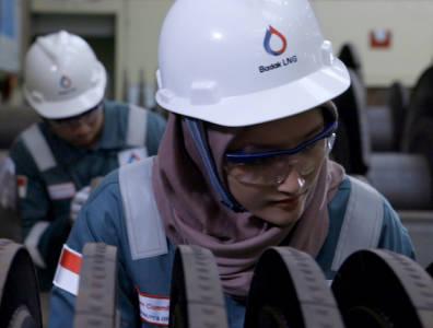 Indonesia Badak LNG