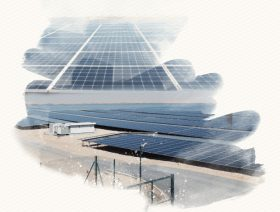 Noor Abu Dhabi Solar PV Plant