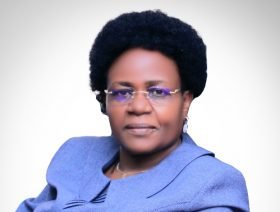 Dr. Mary GORETTI KITUTU Ugandan Minister of Energy and Mineral Development