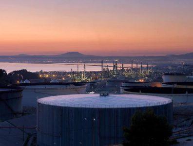 Total biodiesel bio refinery Raffinerie La Mede