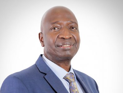 Ernest RUBONDO Executive Director PETROLEUM AUTHORITY OF UGANDA