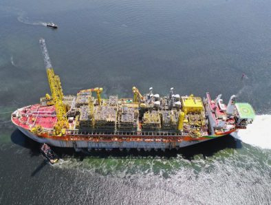 ExxonMobil forced to cut production on Guyana FPSO