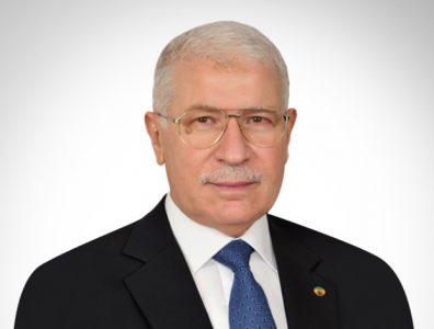 Sayed FAROUK Chairman THE ARAB CONTRACTORS