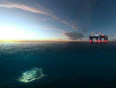 Chevron Gorgon LNG Australia platform Jangli
