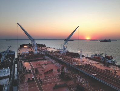 Vaalco signs FSO agreement for Gabon field