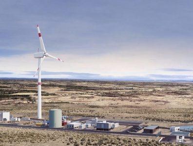 Chile green hydrogen