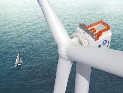 GE to build world's largest 3D printer for offshore wind