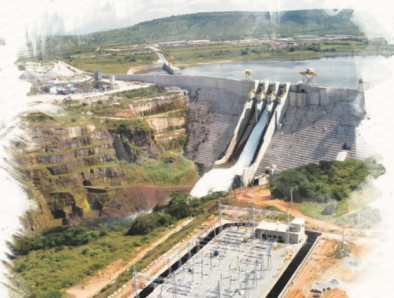 Angola's pride: the Laúca hydropower station